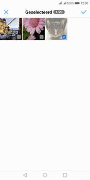 Huawei Mate 10 Pro Dual-SIM (Model BLA-L29) - E-mail - Bericht met attachment versturen - Stap 14