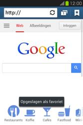 Samsung S6810P Galaxy Fame - Internet - internetten - Stap 8