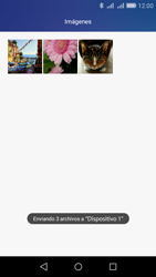 Huawei Huawei Y6 - Bluetooth - Transferir archivos a través de Bluetooth - Paso 12