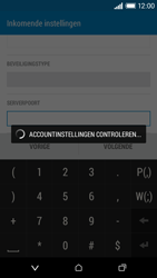 HTC Desire 610 - E-mail - handmatig instellen - Stap 13