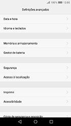 Huawei Y6 (2017) - Segurança - Como ativar o código PIN do cartão de telemóvel -  4