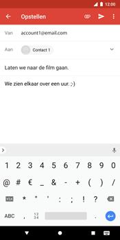 Google Pixel 2 XL - E-mail - Hoe te versturen - Stap 9