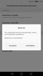 Huawei P9 Lite - Contactgegevens overzetten - delen via Bluetooth - Stap 10