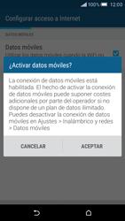 HTC One M9 - Primeros pasos - Activar el equipo - Paso 8