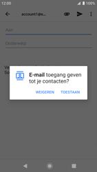 Sony xperia-xz-premium-g8141-android-pie - E-mail - Bericht met attachment versturen - Stap 5
