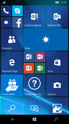 Microsoft Lumia 950 - Applicaties - MyProximus - Stap 1