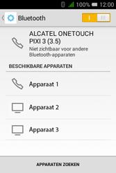 """Alcatel Pixi 3 - 3.5"""" - Bluetooth - koppelen met ander apparaat - Stap 8"""