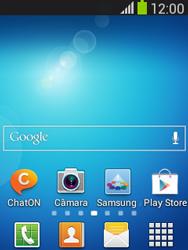 Samsung Galaxy Pocket Neo - Aplicações - Como pesquisar e instalar aplicações -  1