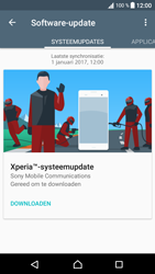 Sony G3121 Xperia XA1 - Software updaten - Update installeren - Stap 6