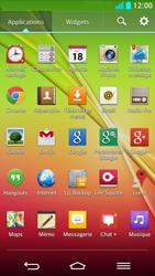 LG G2 - Internet et connexion - Naviguer sur internet - Étape 3