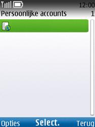Nokia C2-01 - Internet - handmatig instellen - Stap 14