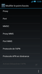 Acer Liquid S2 - Mms - Configuration manuelle - Étape 15