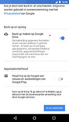 LG Nexus 5X - Android Oreo - Applicaties - Account instellen - Stap 19