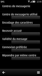 Nokia 700 - SMS - Configuration manuelle - Étape 10