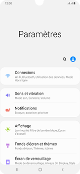 Samsung Galaxy A50 - Bluetooth - connexion Bluetooth - Étape 6