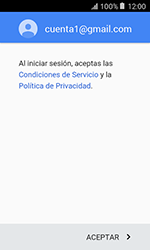 Samsung Galaxy J1 (2016) (J120) - E-mail - Configurar Gmail - Paso 14