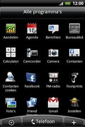 HTC A6363 Legend - MMS - hoe te versturen - Stap 2