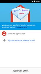 Motorola Moto C Plus - E-mails - Ajouter ou modifier votre compte Gmail - Étape 14