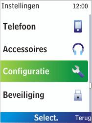 Nokia X2-00 - MMS - Handmatig instellen - Stap 4