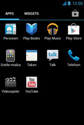 Acer Liquid Z3 - Applicaties - Applicaties downloaden - Stap 3