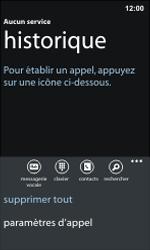 Nokia Lumia 800 - Sécuriser votre mobile - Personnaliser le code PIN de votre carte SIM - Étape 5