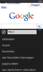Nokia Lumia 925 - Internet - internetten - Stap 11