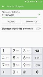 Samsung Galaxy J5 (2016) DualSim (J510) - Chamadas - Bloquear chamadas de um número -  10