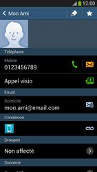 Samsung Galaxy S4 Mini - Contact, Appels, SMS/MMS - Ajouter un contact - Étape 14