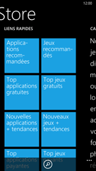 Nokia Lumia 735 - Applications - Télécharger une application - Étape 5