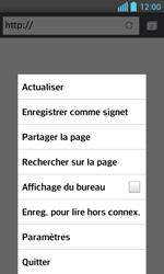 LG E460 Optimus L5 II - Internet - Configuration manuelle - Étape 20