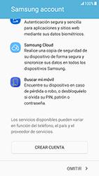 Samsung Galaxy S6 - Android Nougat - Primeros pasos - Activar el equipo - Paso 12