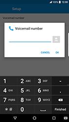 BlackBerry DTEK 50 - Voicemail - Manual configuration - Step 10