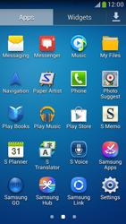 Samsung C105 Galaxy S IV Zoom LTE - Internet - Manual configuration - Step 3