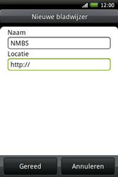 HTC A6262 Hero - Internet - Internetten - Stap 11