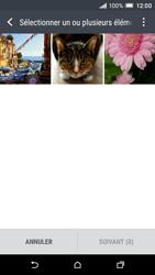 HTC One A9 - Photos, vidéos, musique - Envoyer une photo via Bluetooth - Étape 9