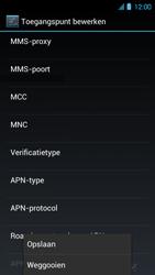 Huawei Ascend P1 LTE - Internet - Handmatig instellen - Stap 13