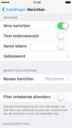 Apple iPhone 5s iOS 9 - MMS - probleem met ontvangen - Stap 8