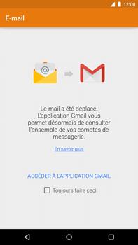 Motorola Nexus 6 - E-mail - Configuration manuelle - Étape 5