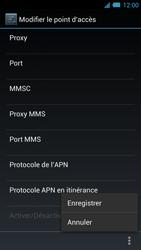 Acer Liquid S2 - Mms - Configuration manuelle - Étape 16