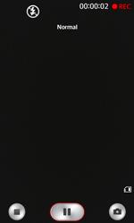 LG F70 - Photos, vidéos, musique - Créer une vidéo - Étape 9