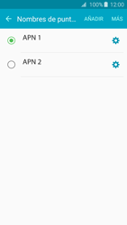 Samsung Galaxy A3 (2016) - Internet - Configurar Internet - Paso 16