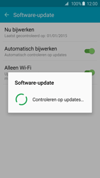 Samsung G925F Galaxy S6 Edge - Toestel - Software update - Stap 9