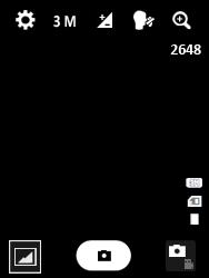 LG Optimus L3 II - Funciones básicas - Uso de la camára - Paso 4