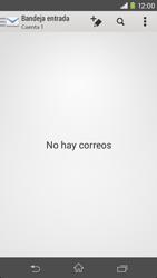 Sony Xperia M2 - E-mail - Escribir y enviar un correo electrónico - Paso 4