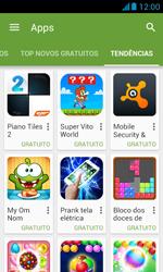 Huawei Y340 - Aplicativos - Como baixar aplicativos - Etapa 11