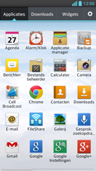 LG P875 Optimus F5 - SMS - Handmatig instellen - Stap 3
