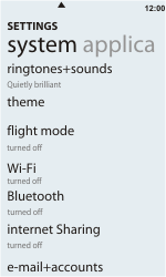 HTC C110e Radar - Bluetooth - Pair with another device - Step 4