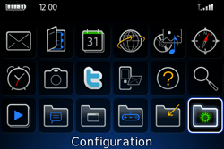 BlackBerry 9000 Bold - E-mail - Configuration manuelle - Étape 3