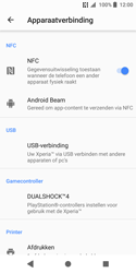Sony Xperia XZ2 Compact (H8314) - NFC - NFC activeren - Stap 6