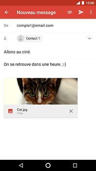 Nokia 6 (2018) - E-mail - envoyer un e-mail - Étape 15